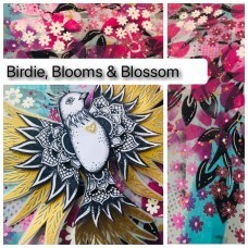 Tracy Scott - Birdie, Blooms & Blossom Class Friday May 7th 2021