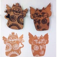 Art By Marlene - Funny Cats