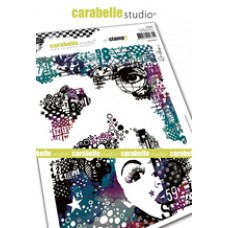 Carabelle Studio A5 Stamp - Sketches by Alexi