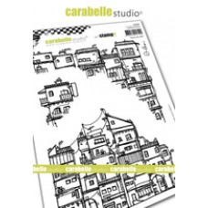 Carabelle Studio A5 Stamp - In My City by Alexi