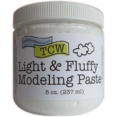 TCW Light and Fluffy Modeling Paste 8oz