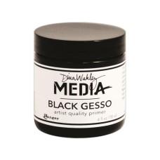 Dina Wakley Media Black Gesso 4oz