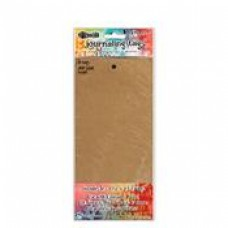 Tags Dylusions Kraft  No10 (10 Pack )