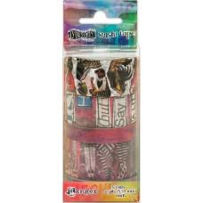 Dylusions Washi Tape Set #1 - 5 Rolls