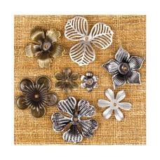 Finnabair Vintage Mechanicals - Mini Flowers