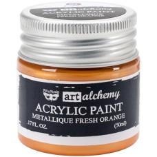 Metallique Fresh Orange