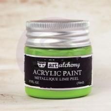 Metallique Lime Peel