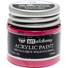 Metallique Wild Fuchsia