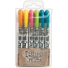 Distress Crayons Set 1