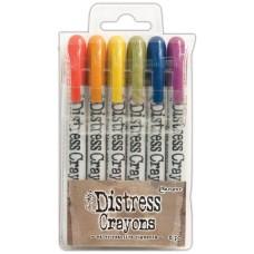 Distress Crayons Set 2