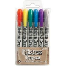 Distress Crayons Set 4