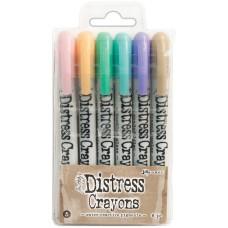 Distress Crayons Set 5