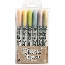 Distress Crayons Set 8