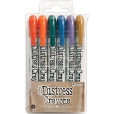 Distress Crayons Set 9