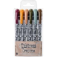 Distress Crayons Set 10