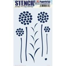 Kay Carley Stencil 236