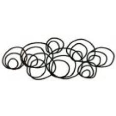 Circles in Circles Stencil