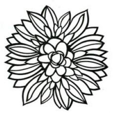 Botanical Small Stencil