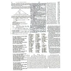 Bookprint Transparency