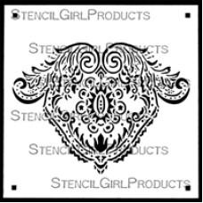 Stencilgirl 6x6 - French Lace